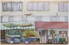 石台实验学校绘画《暑假的西瓜特别甜》_副本.jpg