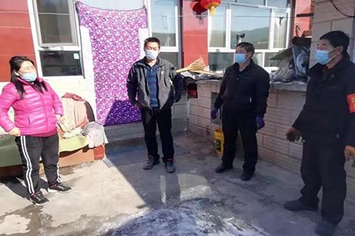"""北京延庆:""""老""""书记的""""初心""""!"""