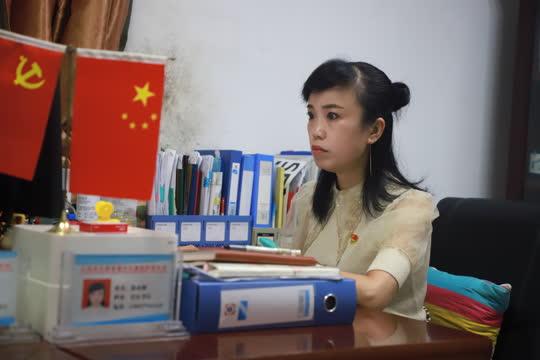 徐永利正在工作。 记者 张皓玮 摄.jpg