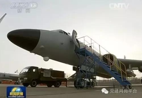 轰-6是一款由中航工业西安飞机工业