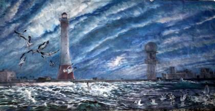 《南海日记——赤瓜岛灯塔镇远妖》