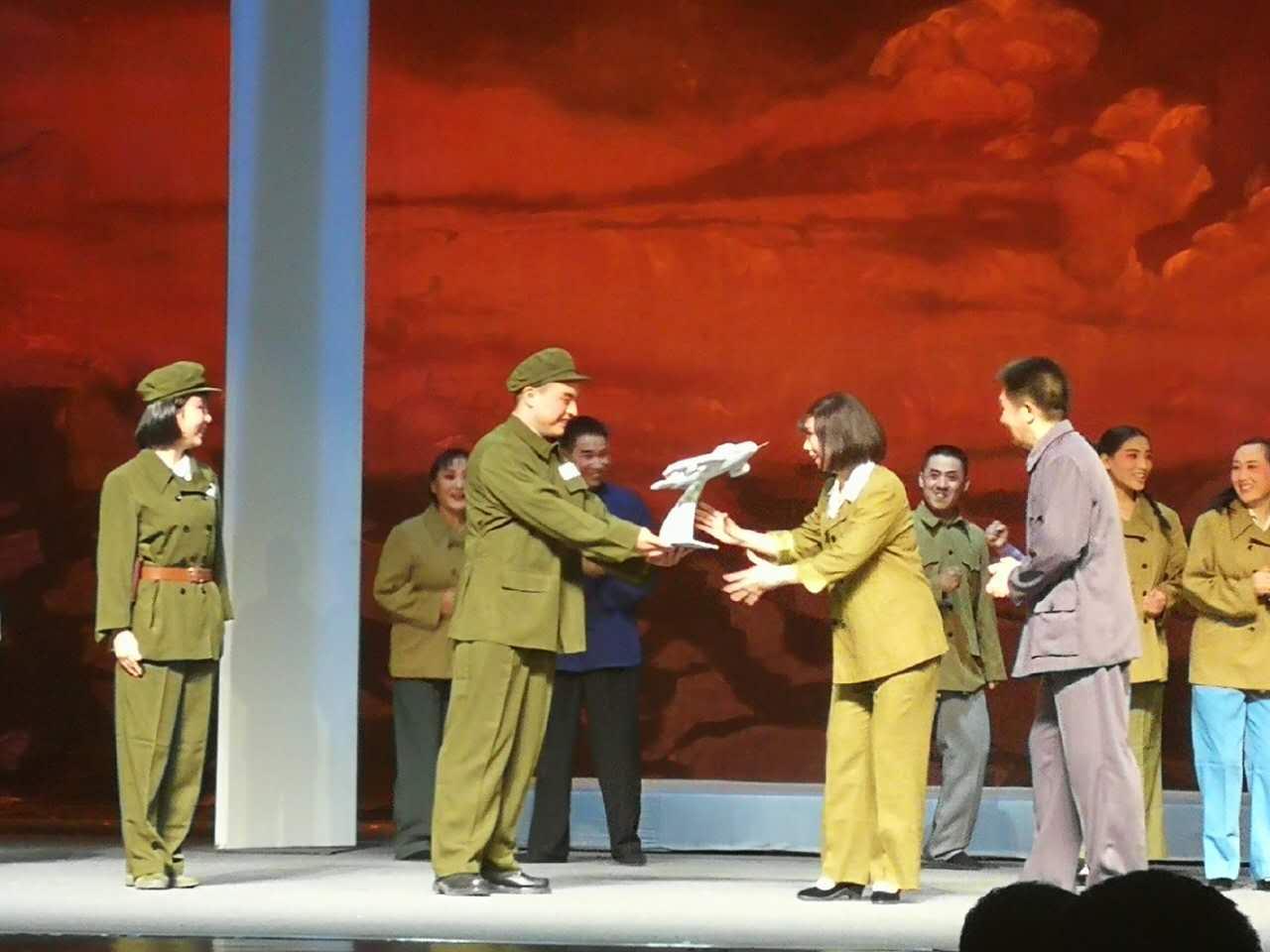 豫剧《常香玉》:再现豫剧大师的高尚情怀