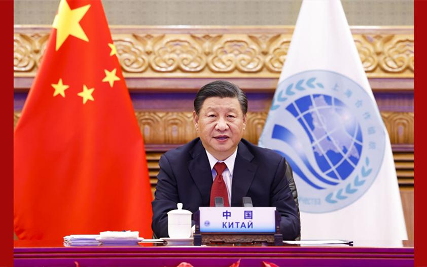 习近平出席上海合作组织成员国元首理事会第二十一次会议并发表重要讲话.jpg
