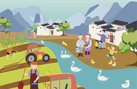 乡村产业振兴、人才振兴、文化振兴、生态振兴、组织振兴.jpg