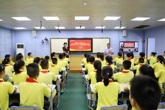 柳州市柳南區:弘揚偉大建黨精神 做新時代好少年