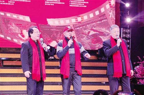 不忘初心做好电影 第4届广西电影人春晚在南宁举行
