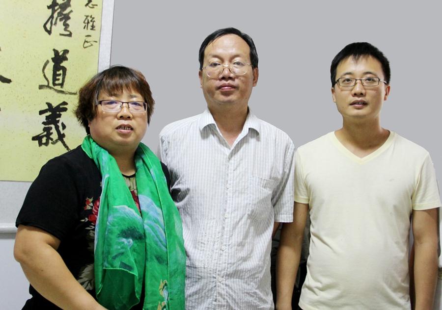 内丘县二中教师赵春花家庭照片.JPG