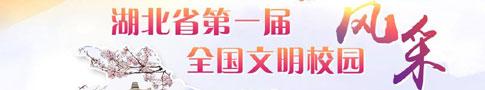 湖北省第一届全国文明校园风采