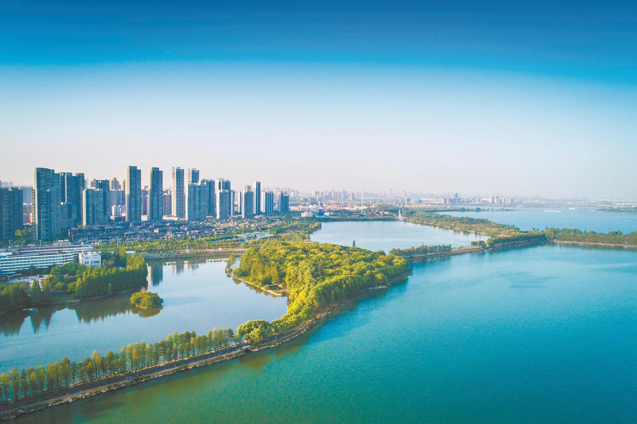 武汉提升城市精细化管理水平 用绣花功夫呵护东湖之美