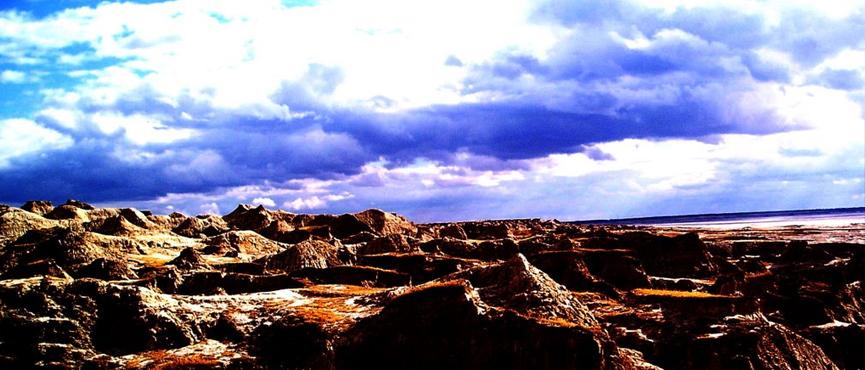 大布苏狼牙坝自然保护区