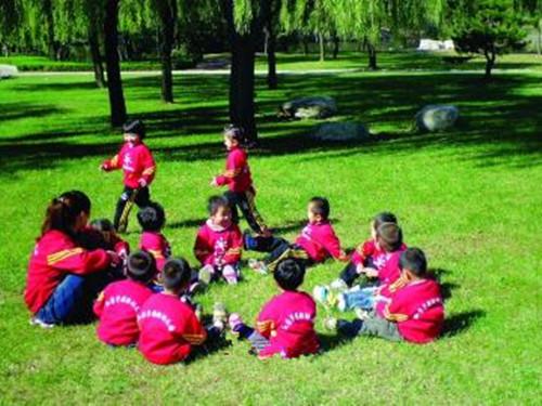 幼儿户外活动观察记录表