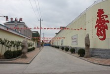孝文化长廊