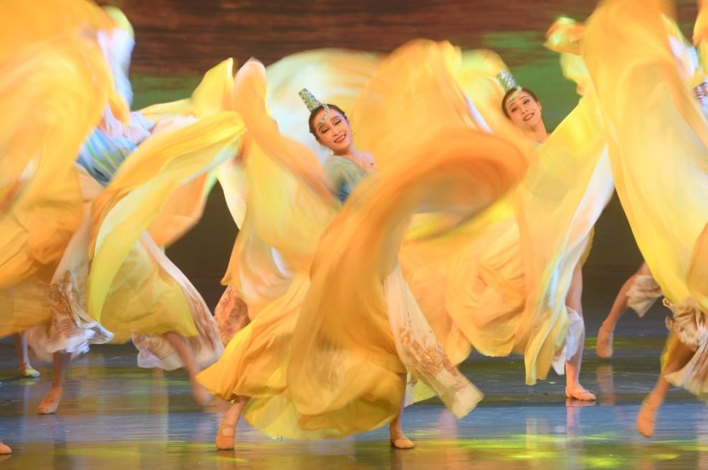 福建举行优秀舞蹈作品展演