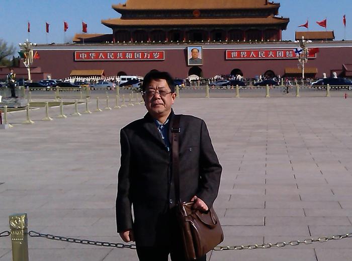 李志强在北京学习期间-图片来源:蔡甸区文明办.jpg