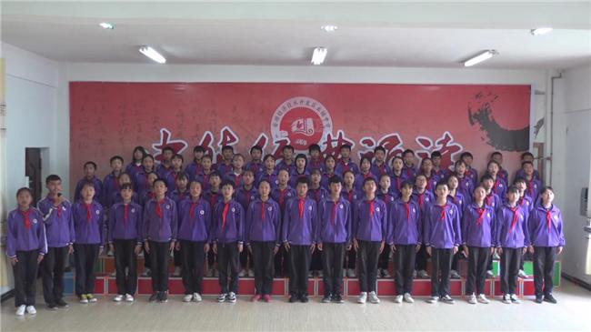 贵州安顺:积极开展《我们是共产主义接班人》征集活动