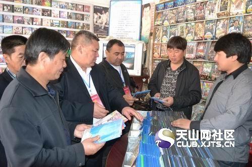 [新疆]额敏县开展校园周边环境综合整治活动